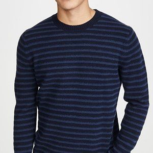 Vince BNWT pullover navy blue sweater wool